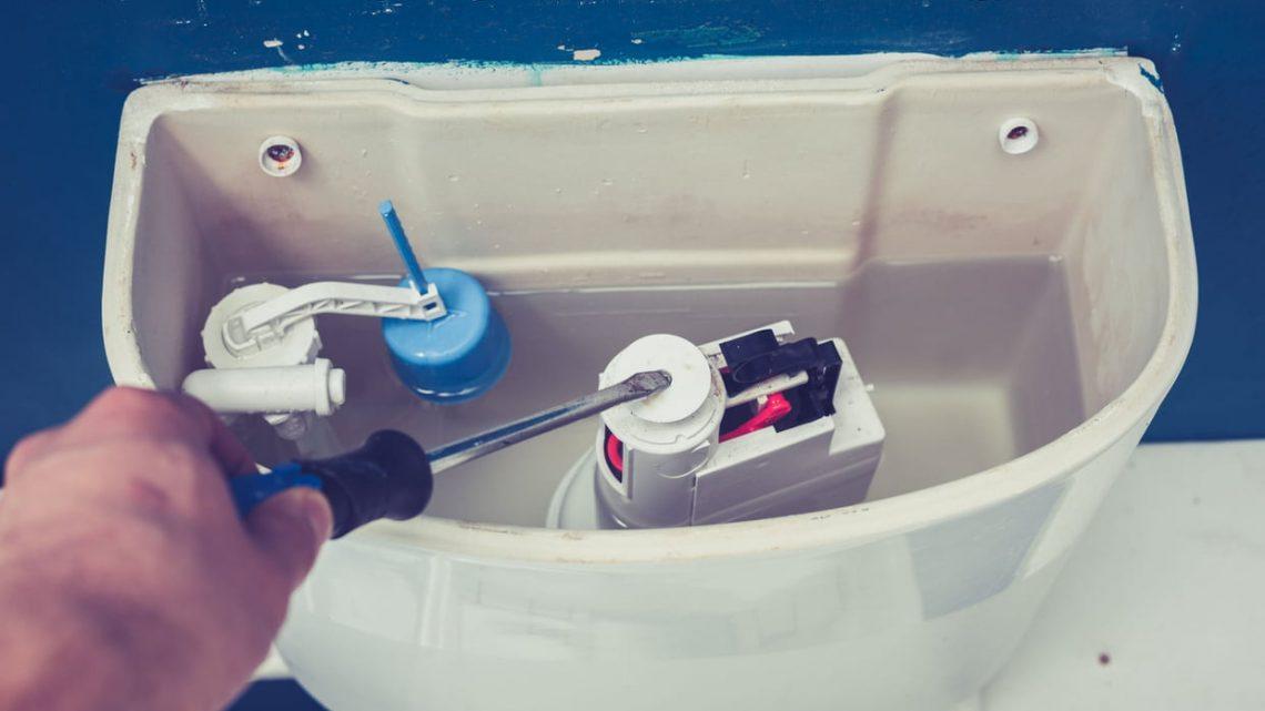 Comment changer un mécanisme de chasse d'eau ?