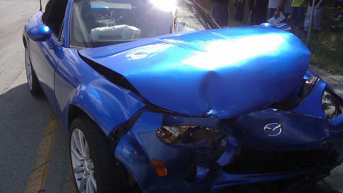 Pourquoi acheter une voiture accidentée ?
